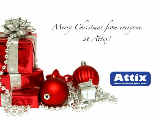 MERRY CHRISTMAS FROM ATTIX!
