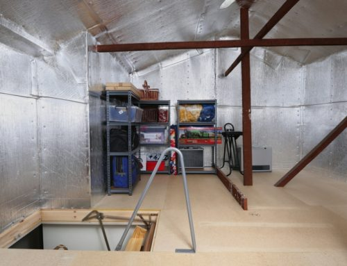 WHAT'S INVOLVED IN CREATING AN ATTIC?