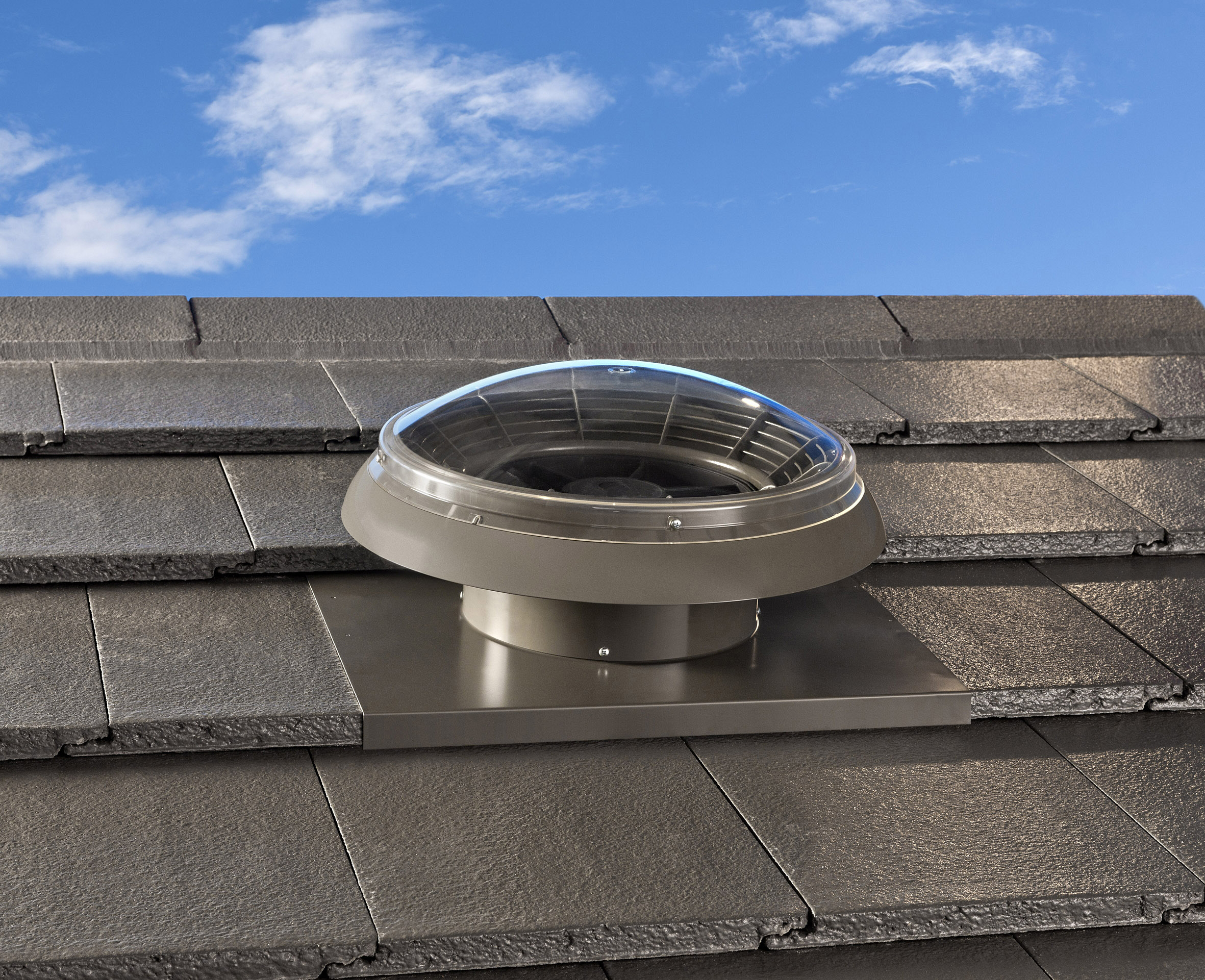 Bradford Ventilation – AiroMatic roof vent
