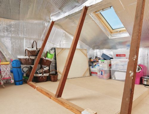 Attic Storage Eases Summer Storage Woes | 2 min read
