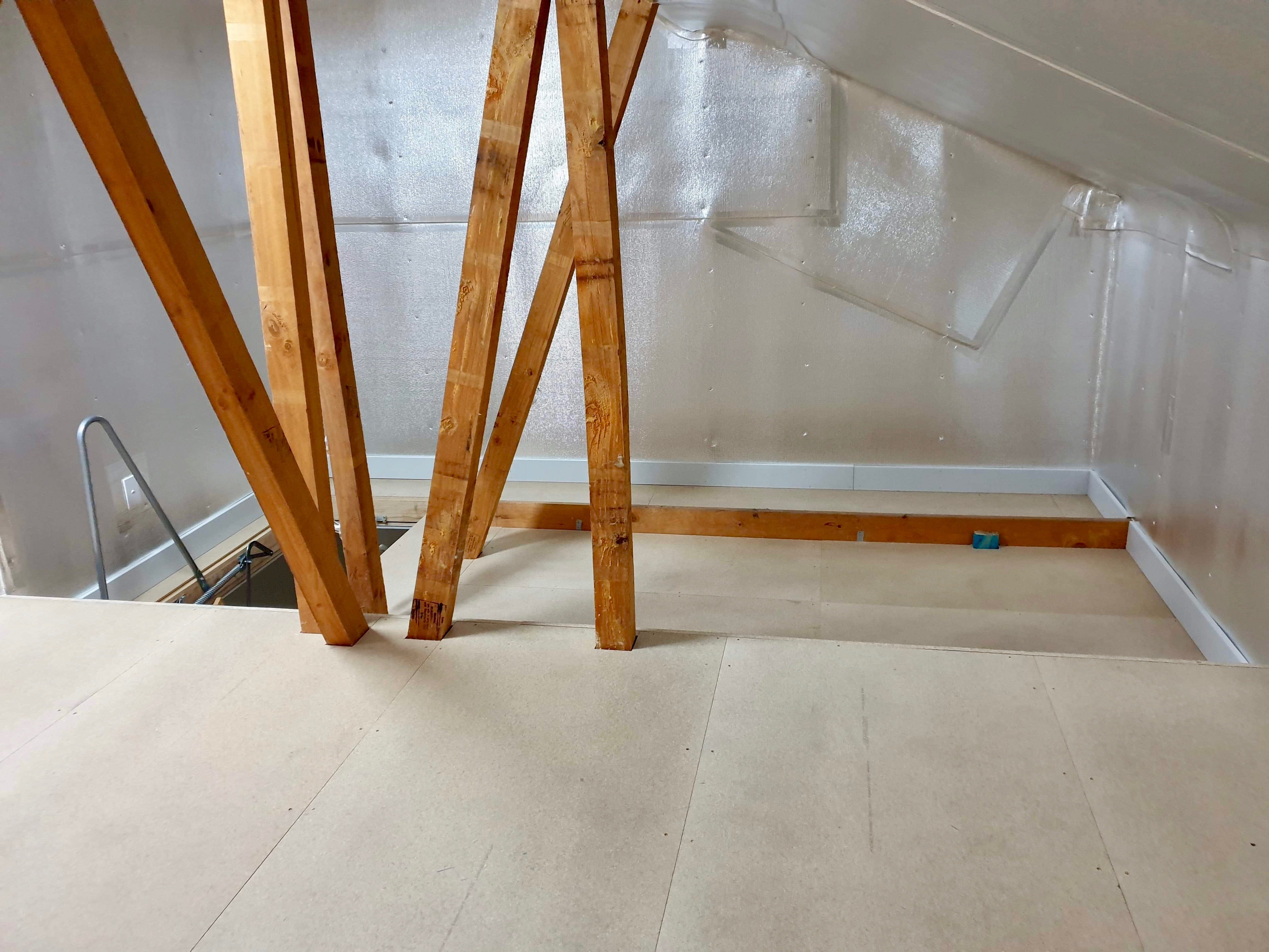 Harrisdale Dust Proof Attic 2