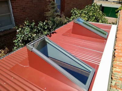North Perth Double Velux