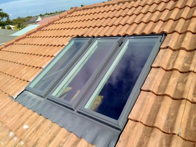 Port Kennedy Triple Velux External