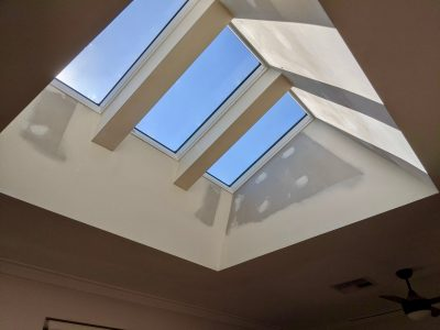 Port Kennedy Triple Velux Internal