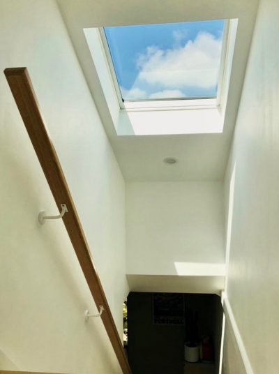 Success Stairwell Velux