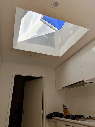 Treeby Velux Internal